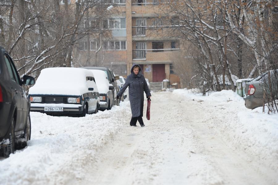 Двор на Интернациональной. Фото Алексея Сухорукова, tamlife.ru