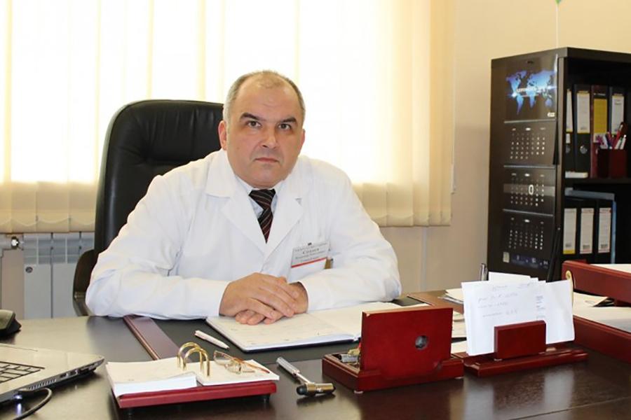 Владимир Сочнев, главврач скорой помощи города Тамбова