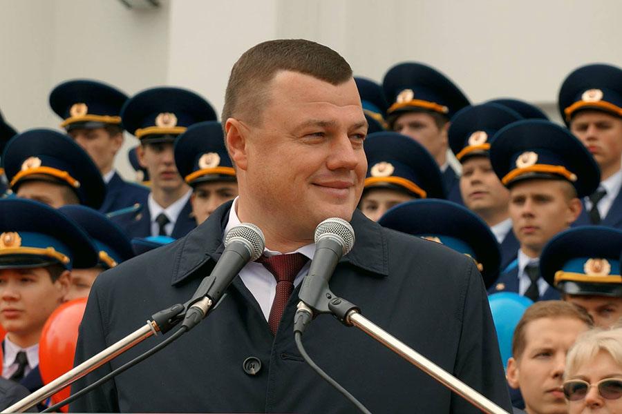Александр Никитин, губернатор