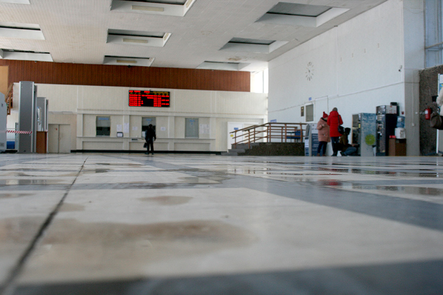 Аэропорт Тамбова