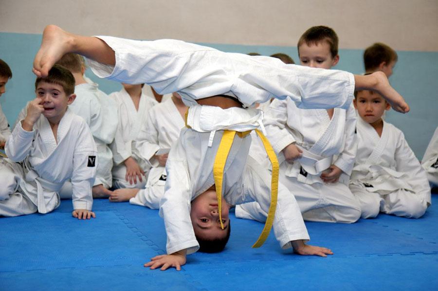 Детская спортшкола