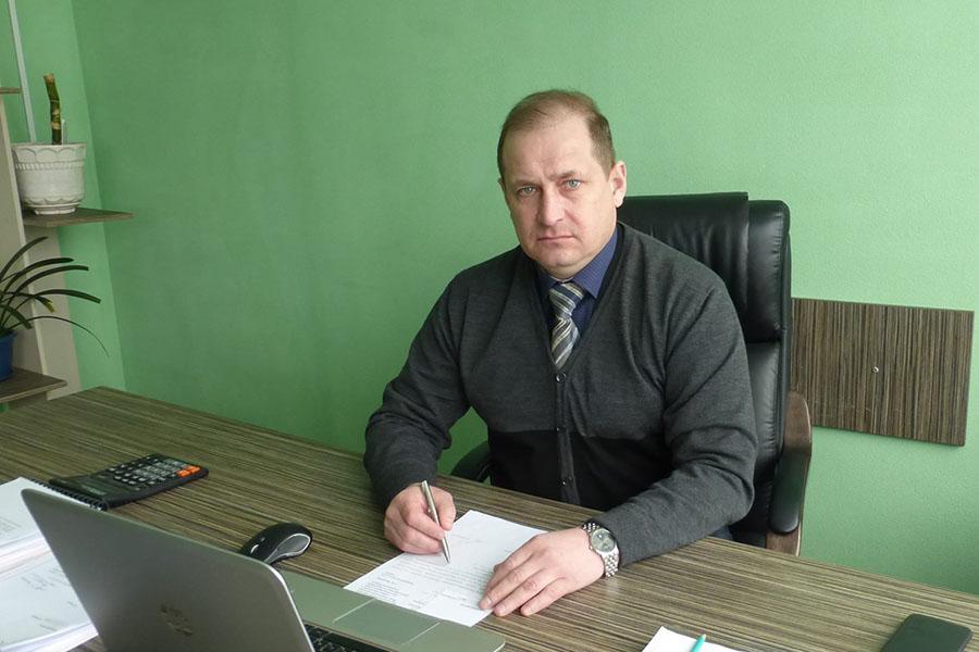 Глава Фонда капремонта Андрей Чернецов