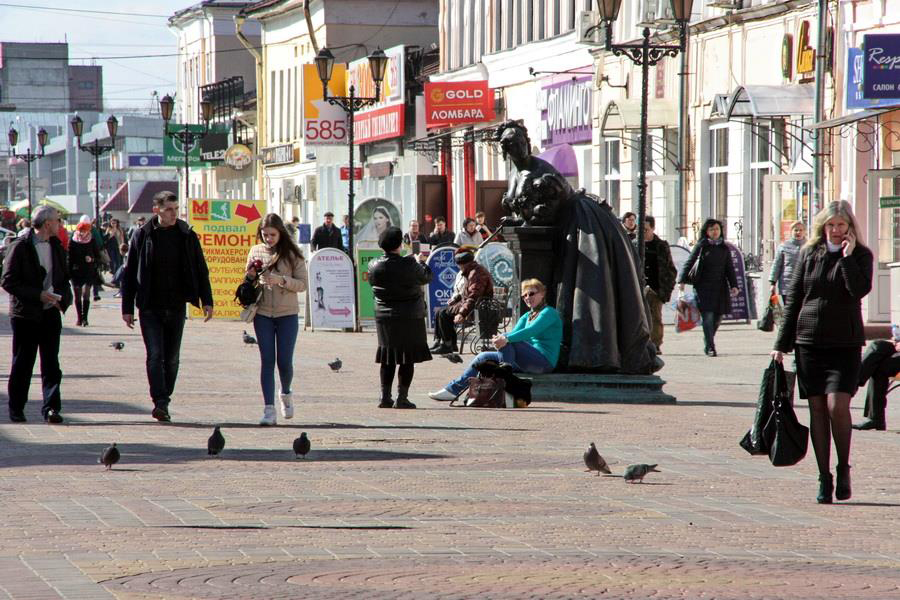 Улица Коммунальная, фото Михаила Карасёва