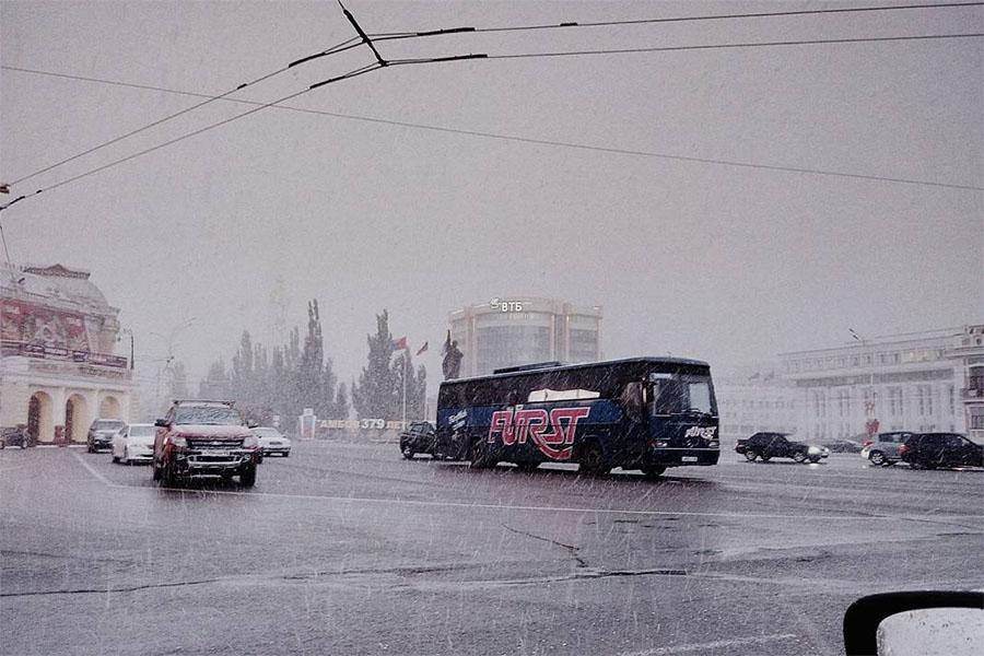 Непогода, Тамбов