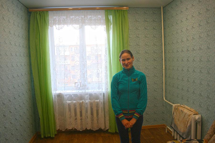 Марина Завалова, фото Таисии Кирилловой