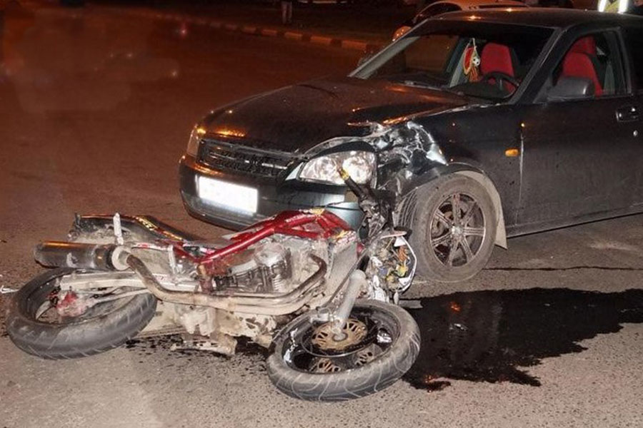 Авария на Мичуринской унесла жизнь молодой девушки