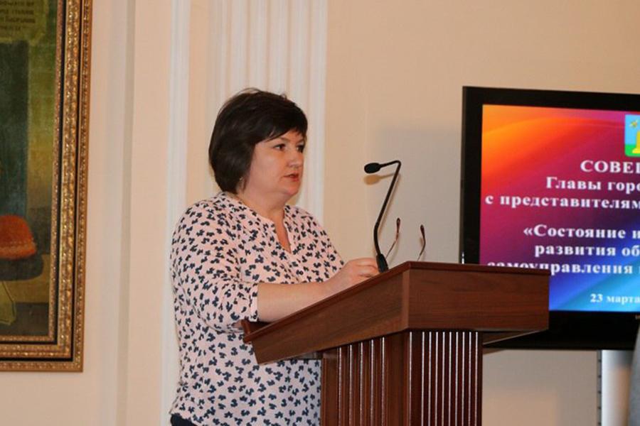 Антонина Колодина, фото ОнлайнТамбов.ру