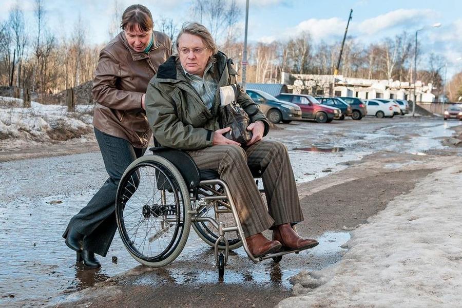 """Инвалид. Фото """"Российская газета""""."""