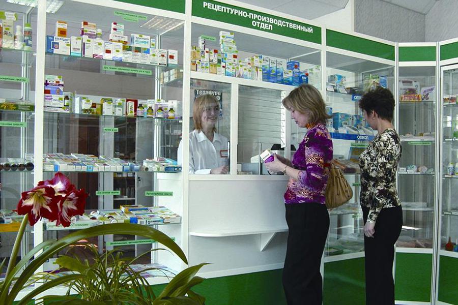Аптека. Фото vtumene.ru