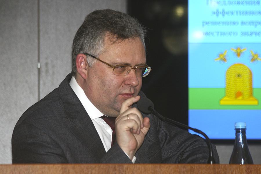 Сергей Чеботарев - фото Новый Тамбов.