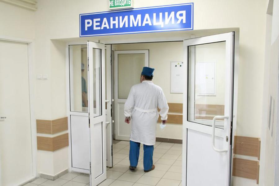 Реанимация. Фото kursktv.ru