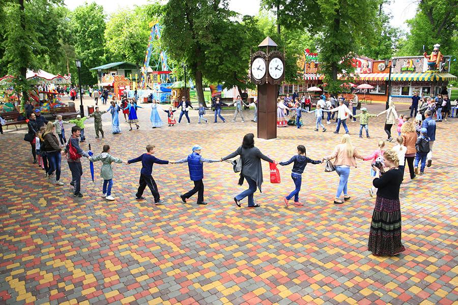 Фестиваль славянской культуры в Тамбове