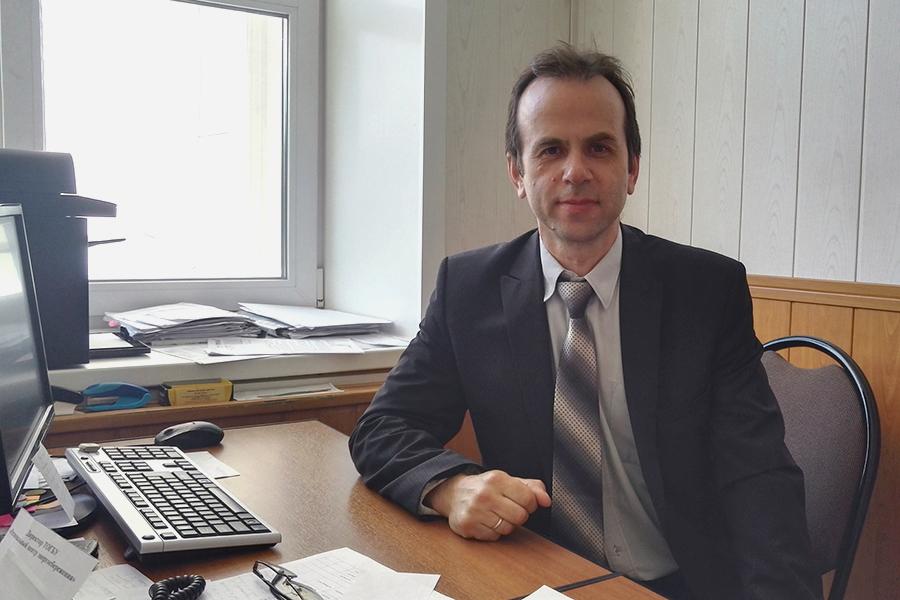 Александр Иванков, Региональный центр энергосбережения