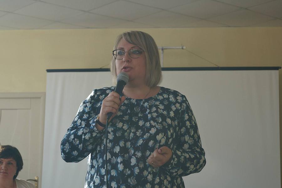 Лариса Булгакова