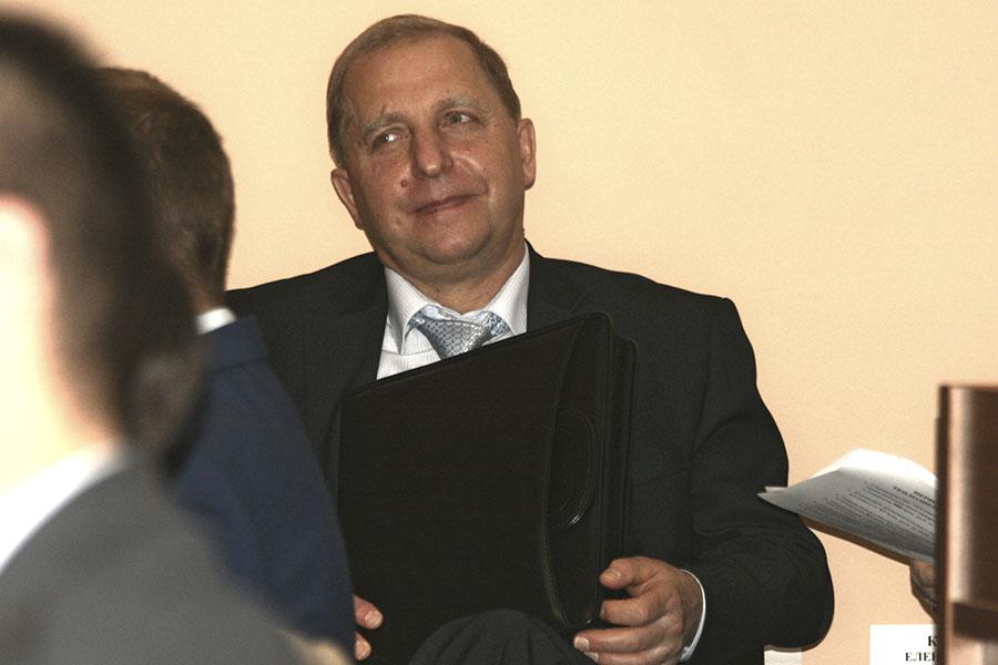 Александр Дроков, вице-мэр Тамбова