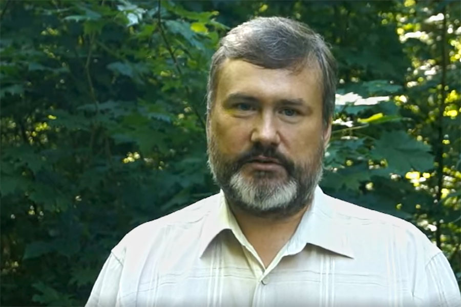 Депутат Павел Плотников