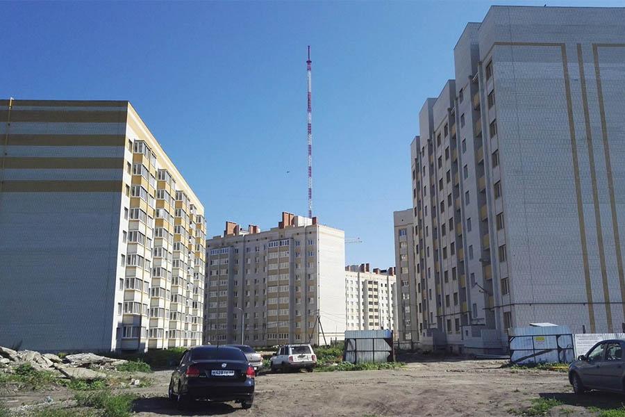 Микрорайона Телецентр