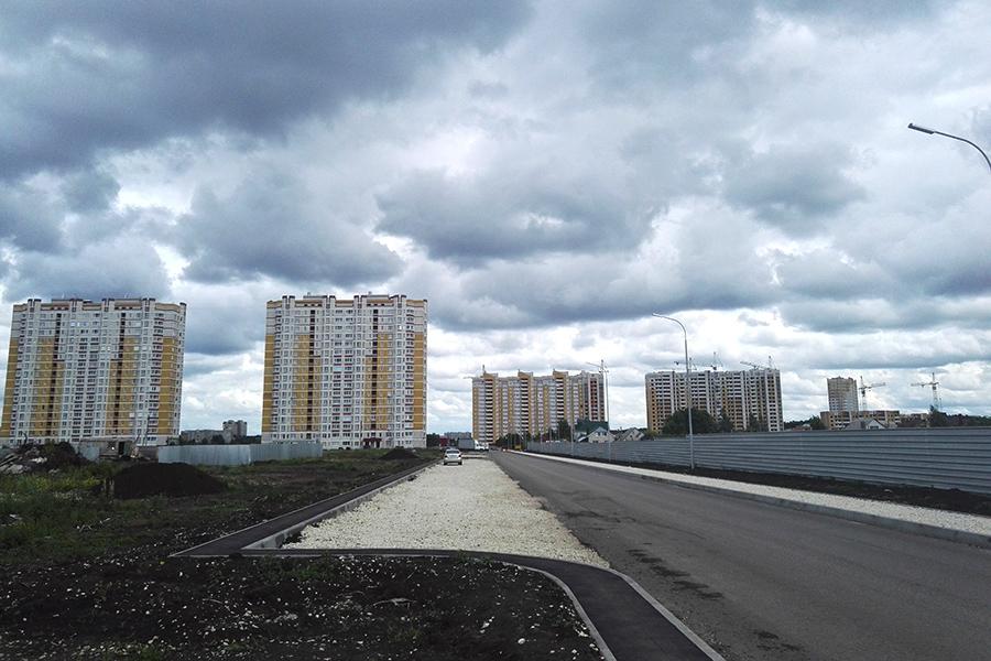 Улица Пахотная