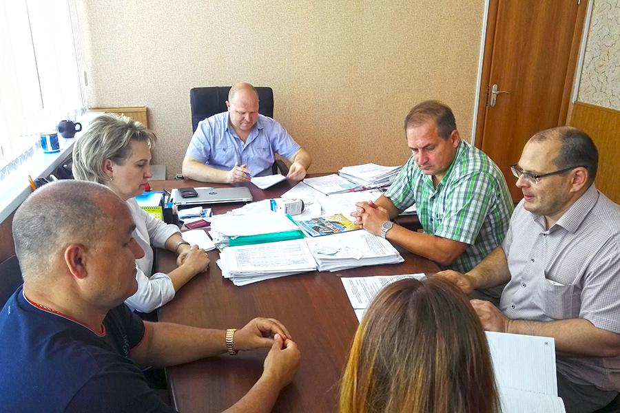 Заседание лицензионной комиссии