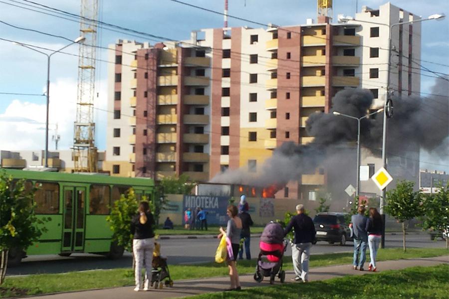 Пожар на Чичерина