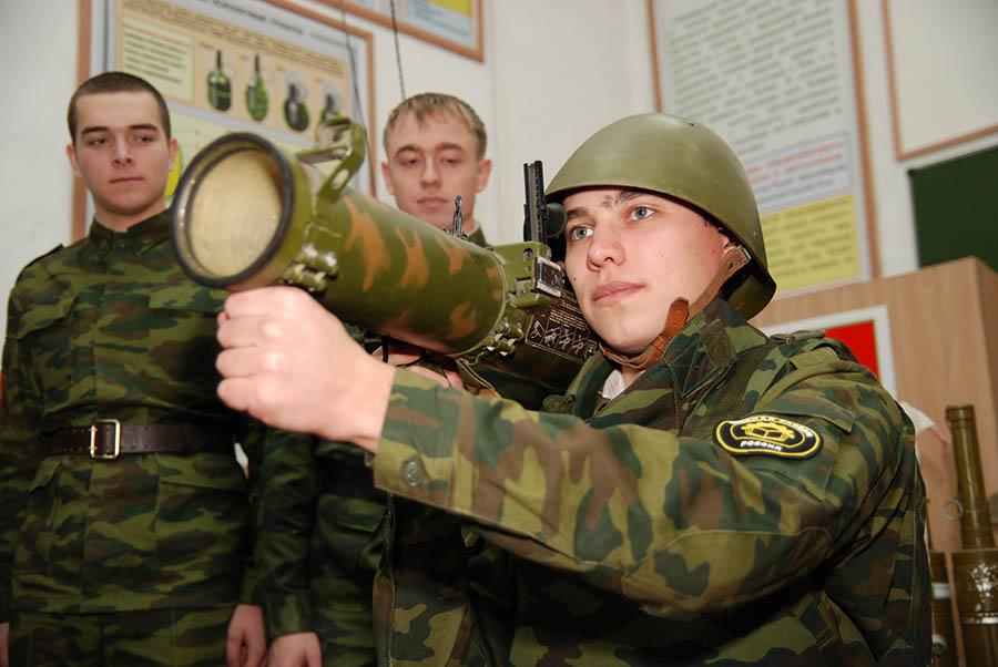 Военнослужащий. Фото Sibadi.org