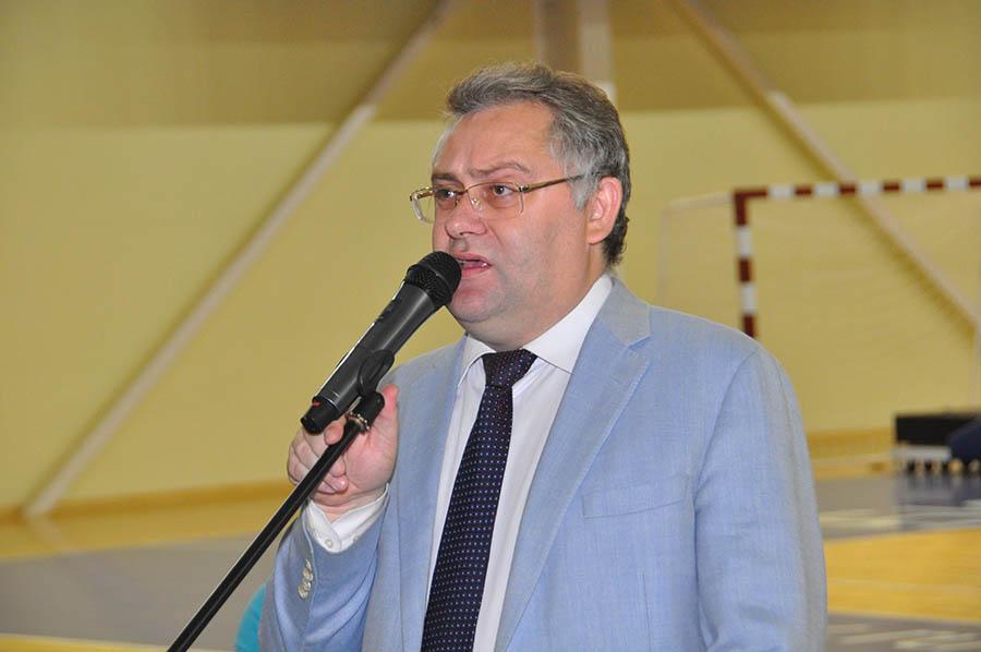 Сергей Чеботарев