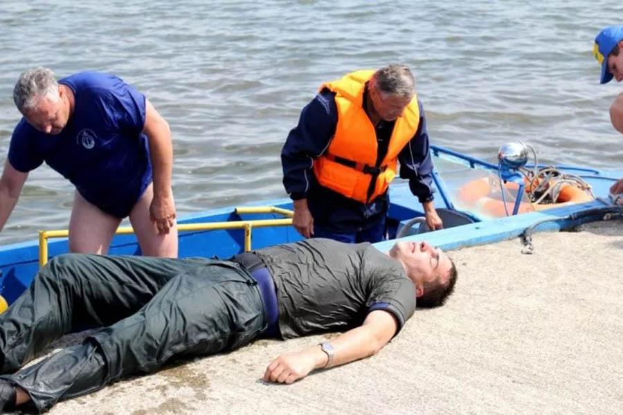 Утонувшие