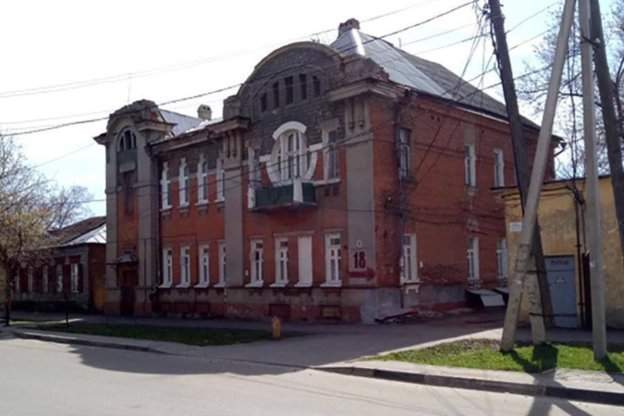 Дом Ливенцова