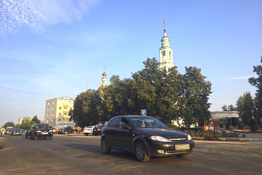 Улица Степана Разина