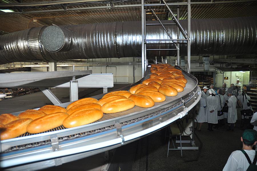 Производство батонов