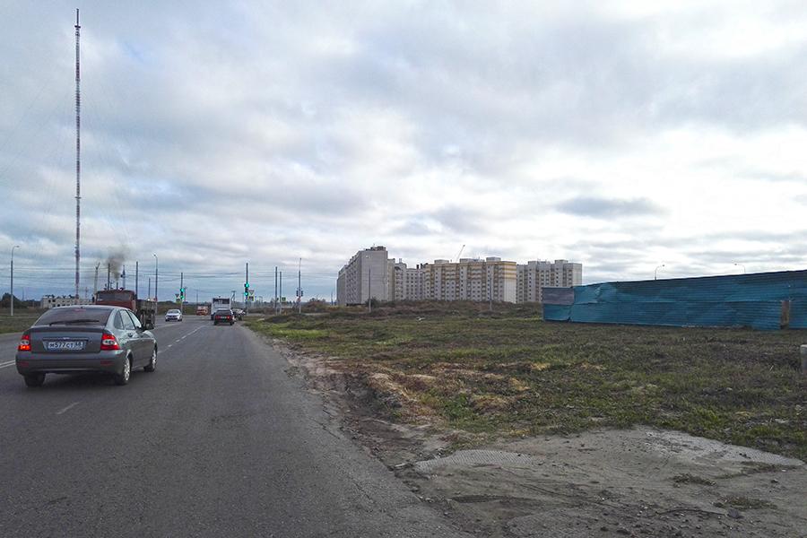Улица Агапкина - Тамбов