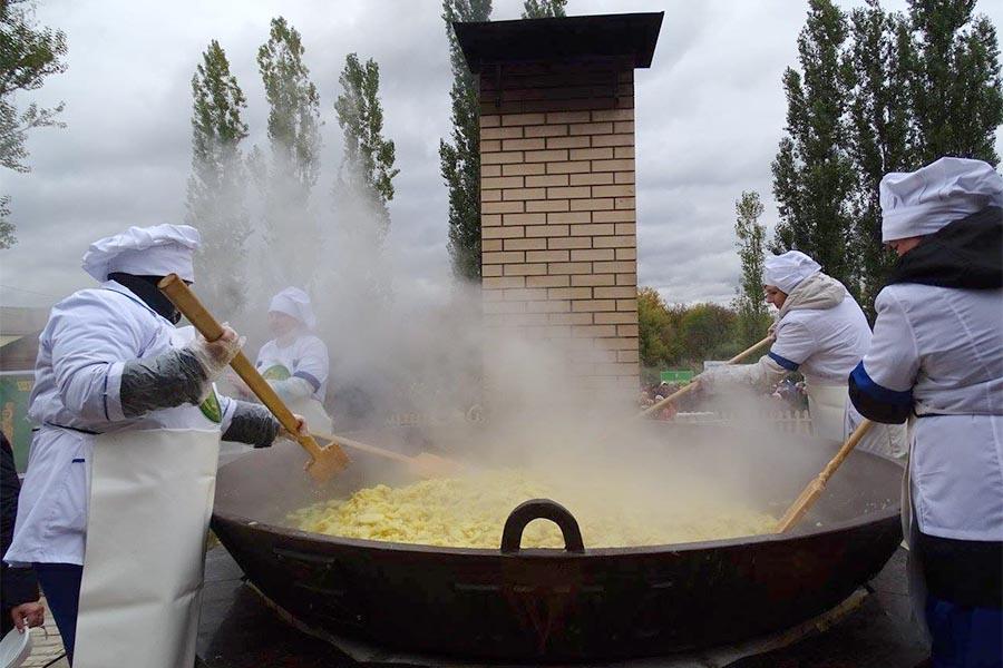 Фестиваль картошки