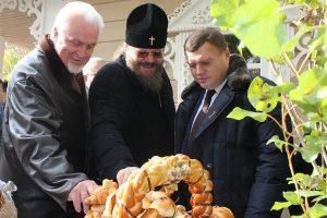 Покровская ярмарка и Александр Никитин