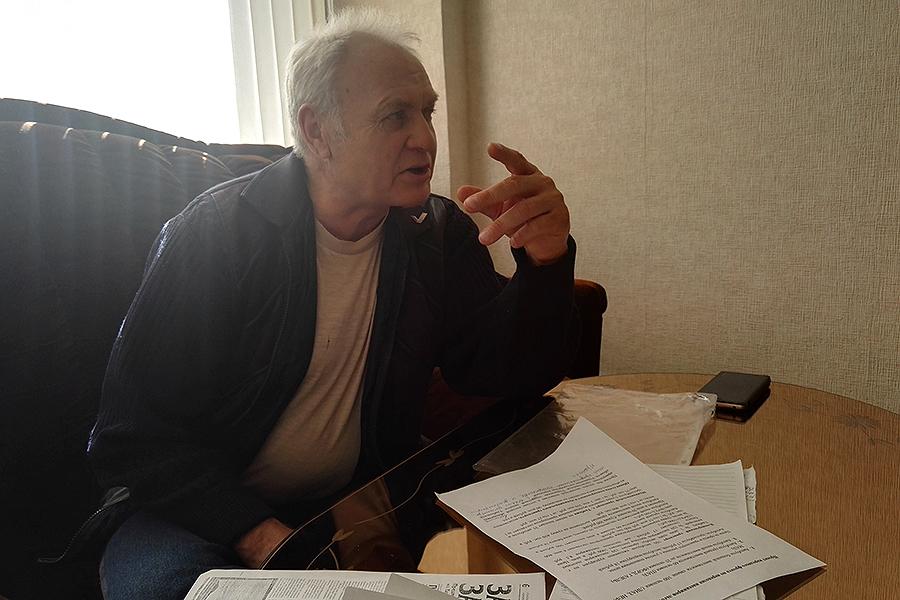 Николай Пивоваров