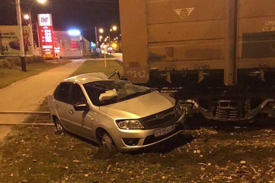 Авария на Моршанском шоссе