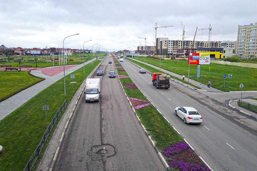 Улица Мичуринская - Новый Тамбов