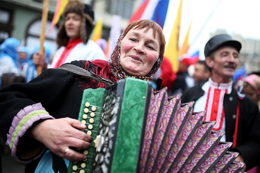 День народного единства, фото ТАСС