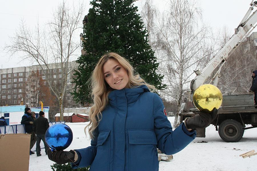 Светлана Савельева - Мисс Тамбовская область в 2017 году, фото Михаила Карасева