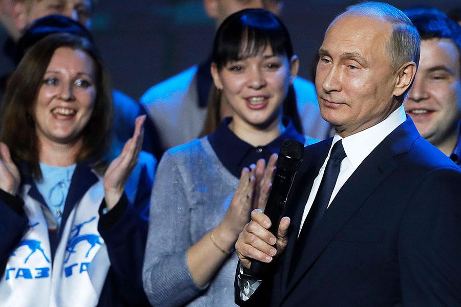 Владимир Путин, фото ТАСС