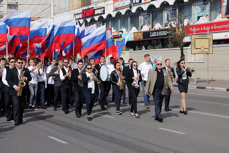 Тамбовские патриоты