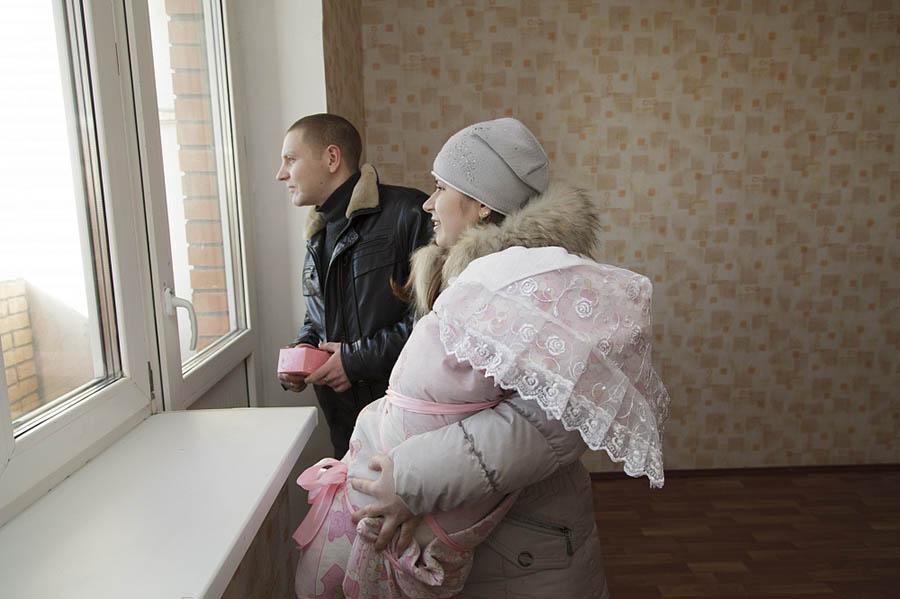 Квартиры для детей-сирот