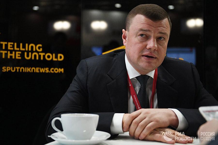 Александр Никитин, фото РИА Новости