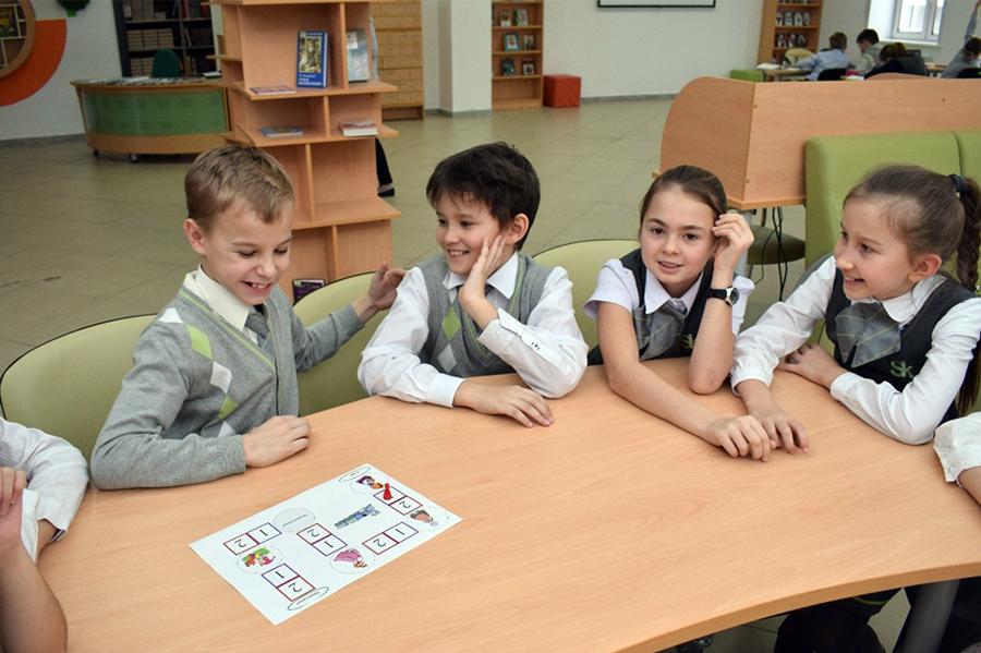 Ученики школы Сколково - Тамбов