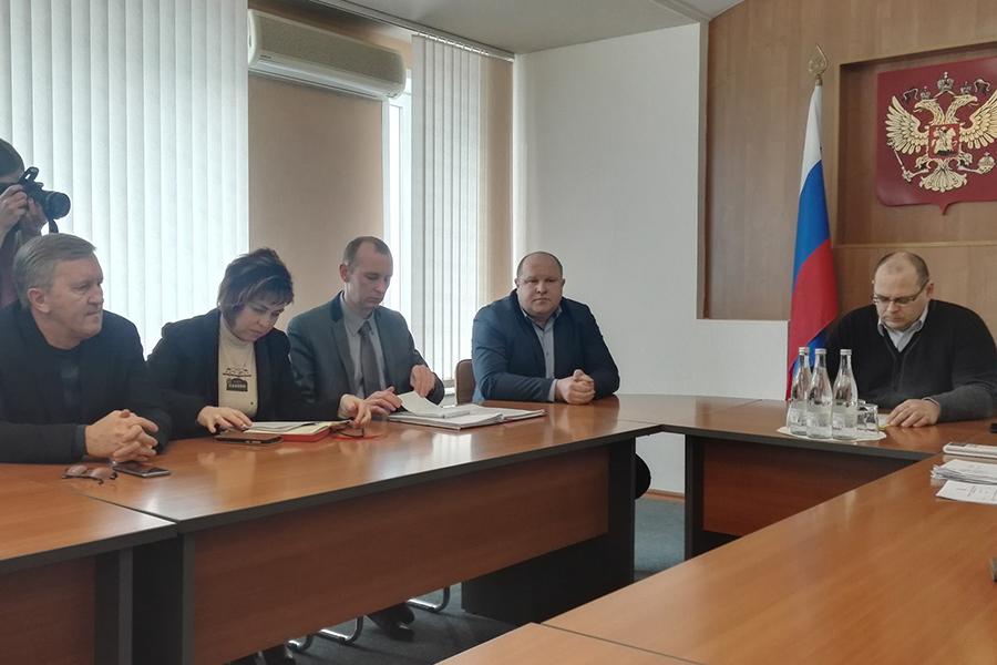 Заседание лицензионной комиссии Тамбовской области