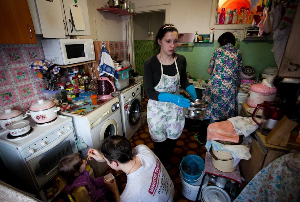В ловушке бедности