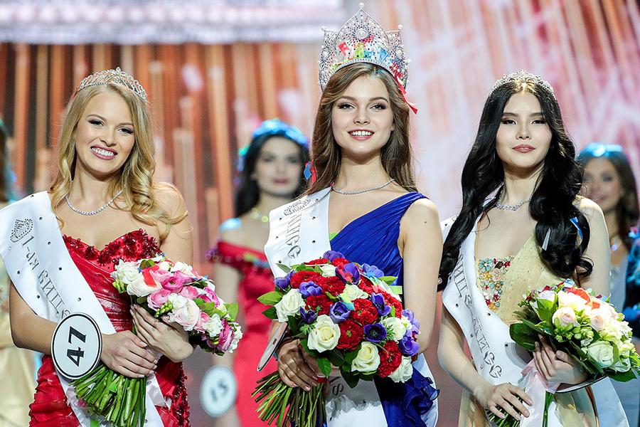 Мисс Россия - 2018, фото ТАСС