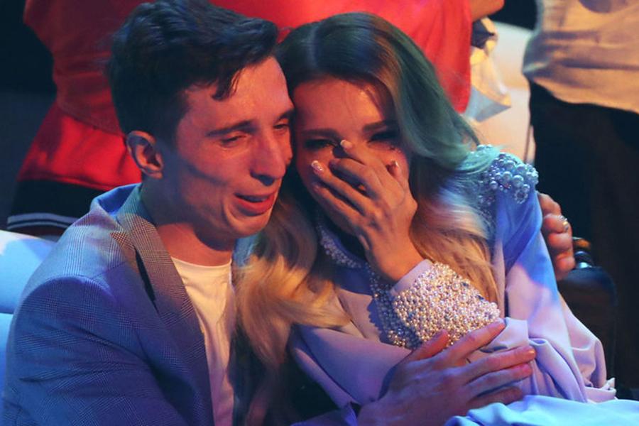 Провал Юлии Самойловой на Евровидении. Источник: Вячеслав Прокофьев/ТАСС
