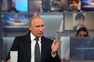 Владимир Путин globallookpress.com © Kremlin Pool