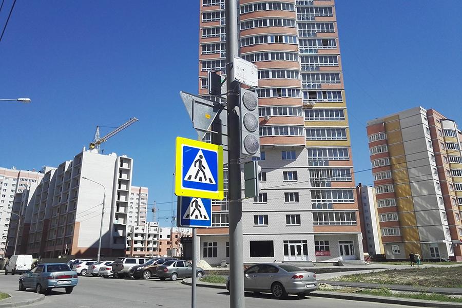 Перекресток на Агапкина - Ореховой
