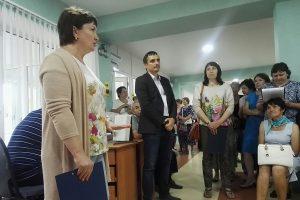 Антонина Колодина и Алексей Власкин